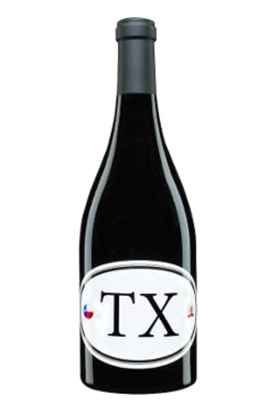 Locations TX by Dave Phinney - Texas Red Blend