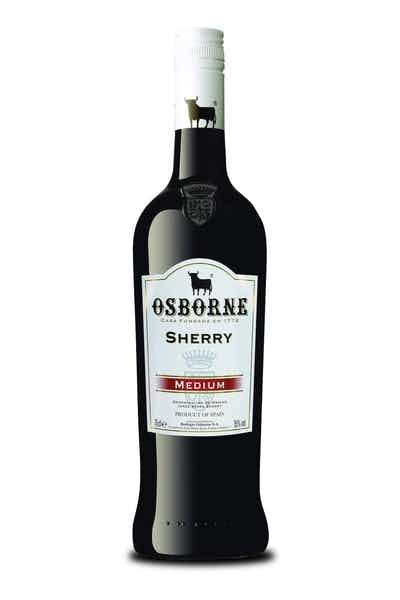 Osborne Medium Sherry