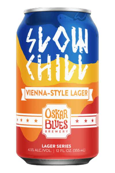 Oskar Blues Slow Chill Vienna Lager
