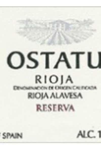 Ostatu Reserva 2004