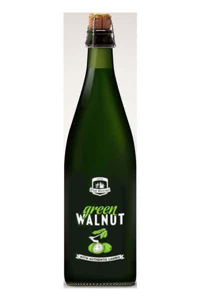 Oud Beersel Green Walnut Lambic
