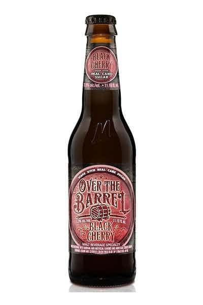 Over The Barrel Hard Black Cherry