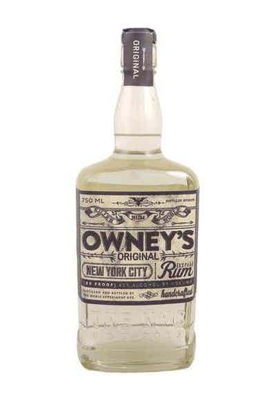 Owney's White Rum Mint