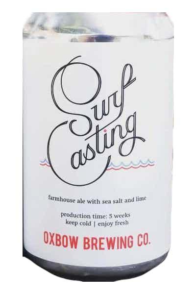 Oxbow Surfcasting Farmhouse Ale