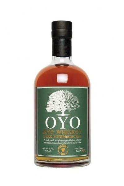 OYO Dark Pumpernickel Rye Whiskey