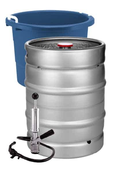 Pabst Blue Ribbon 1/2 Barrel (same day)