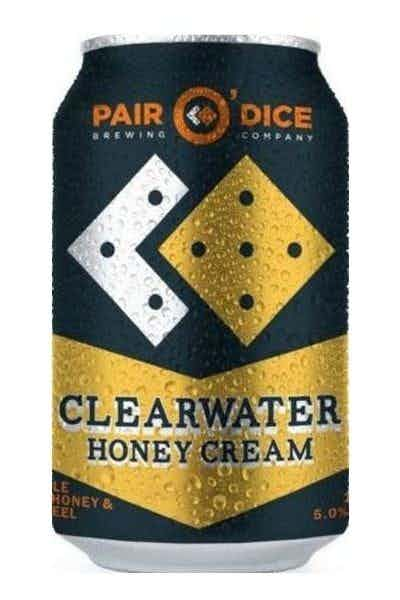 Pair O' Dice Clearwater Honey Cream Ale