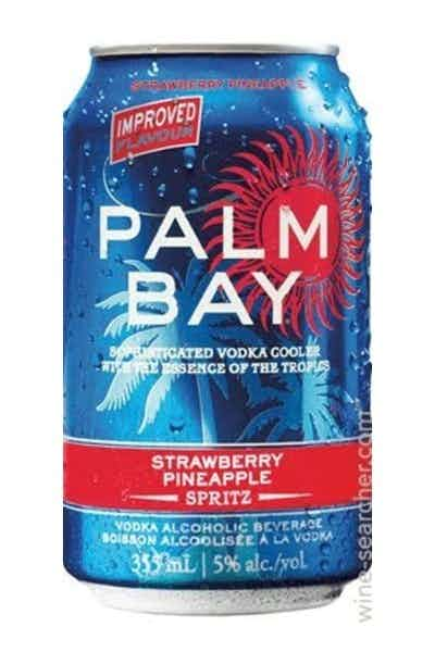 Palm Bay Strawberry Pineapple