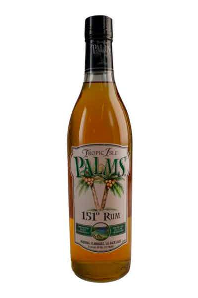 Tropic Isle Palms Rum 151