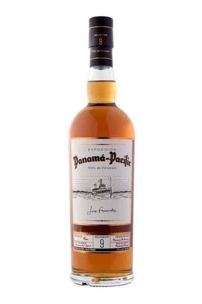 Panama Pacific Rum 9 Year