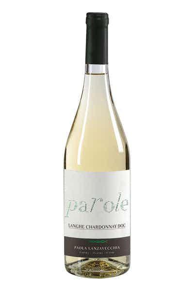 Paola Lanzavecchia Chardonnay Parole