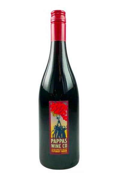 Pappas Wine Co Pinot Noir