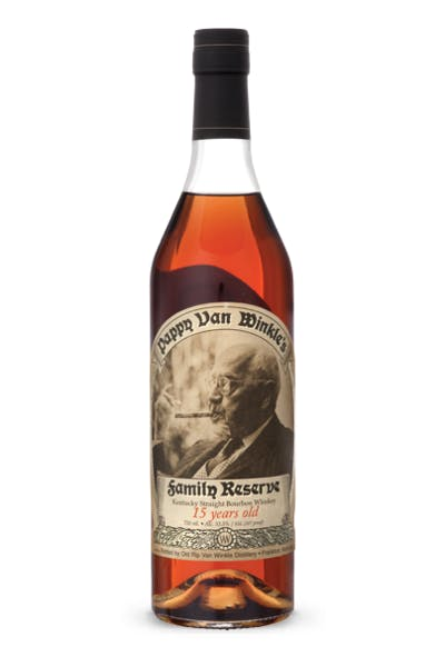 Pappy Van Winkle's 15 Year Family Reserve