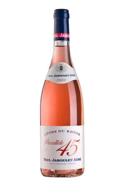 Parallele 45 Cotes Du Rhone Rosé