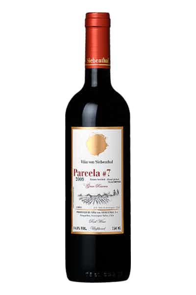 Parcela #7 Red Wine