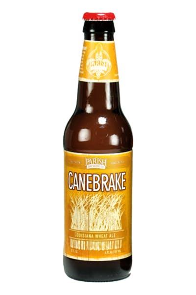 Parish Brewing Canebrake Wheat Ale