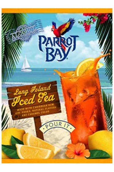 Parrot Bay Long Island Iced Tea
