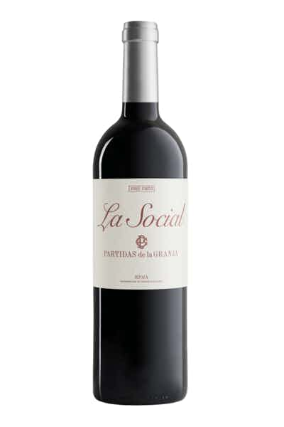 Partidas de la Granja 'La Social' Rioja