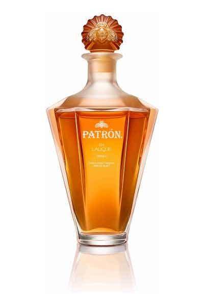 Patrón Extra Añejo En Lalique Serie II