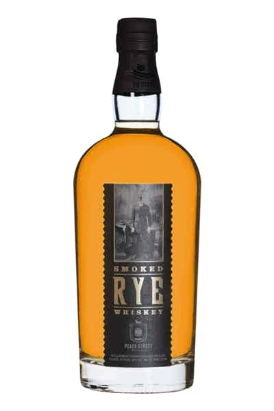 Peach Street Distillers Smoked Rye Whiskey