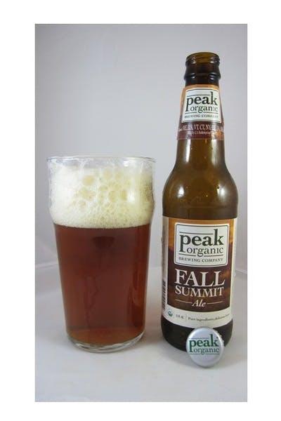 Peak Organic Fall Summit Ale [Discontinued]