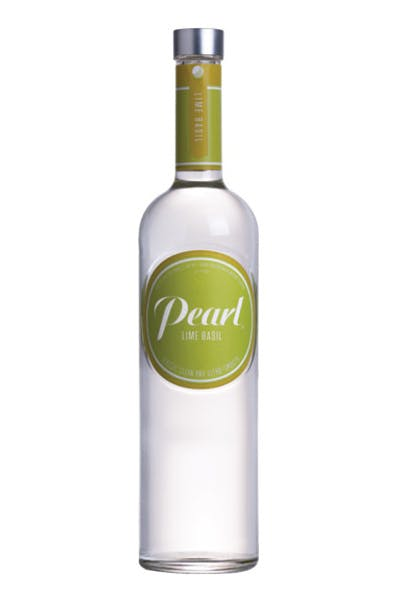 Pearl Lime Basil Vodka