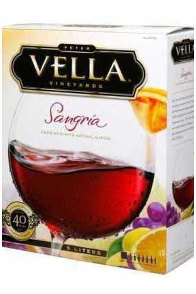 Peter Vella Sangria