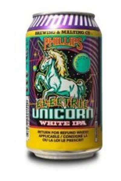 Phillips Electric Unicorn White IPA