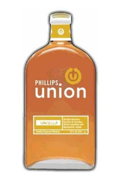 Phillips Union Whiskey Vanilla