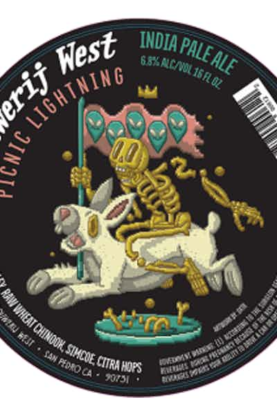 Brouwerij West Picnic Lightning IPA