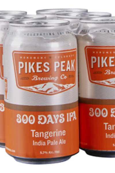 Pikes Peak 300 Days Tangerine IPA