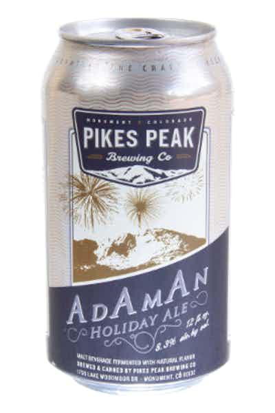Pikes Peak AdAmAn Spiced Ale