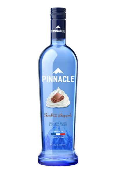Pinnacle Chocolate Whipped Vodka