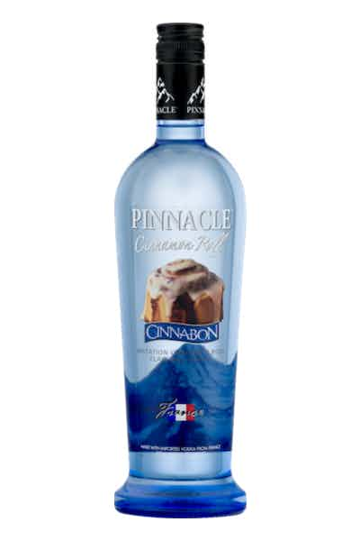 Pinnacle Cinnabon Vodka