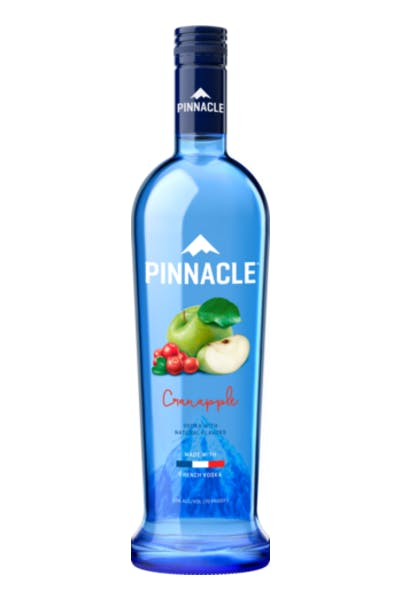 Pinnacle CranApple Flavored Vodka