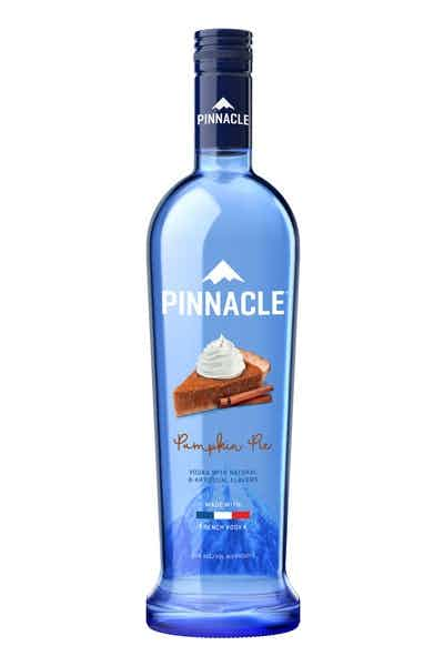 Pinnacle Pumpkin Pie Flavored Vodka