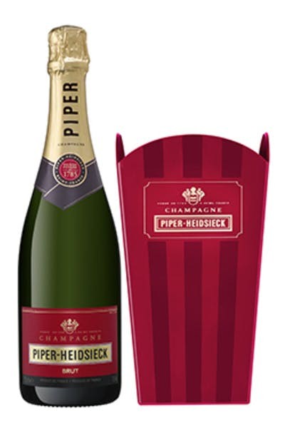 Piper Heidsieck Brut With Champagne Bucket