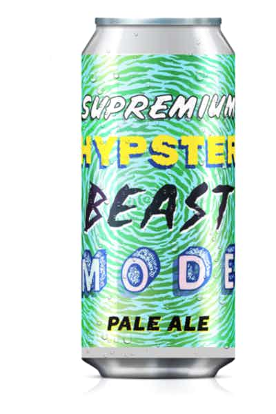 Pipeworks Supremium Hypster Beast Mode Pale Ale