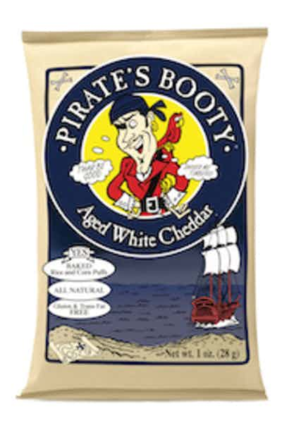 Pirate's Booty White Cheddar