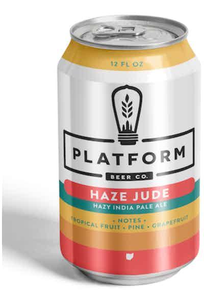 Platform Beer Co. Haze Jude