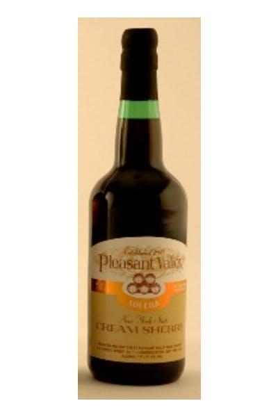 Pleasant Valley Solera Cream Sherry