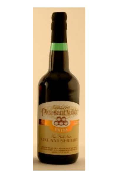 Pleasant Valley Solera Cream Sherry