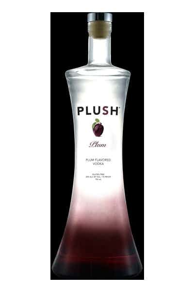 Plush Plum Vodka