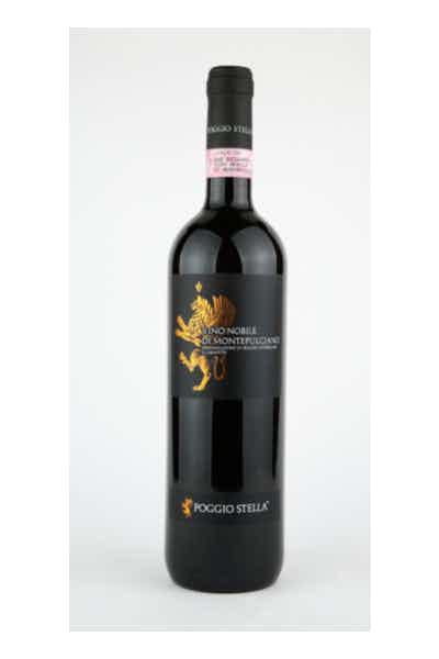 Poggio Stella Vino Nobile di Montepulciano