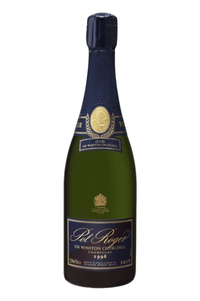 Pol Roger Cuvée Sir Winston Churchill Champagne 1998