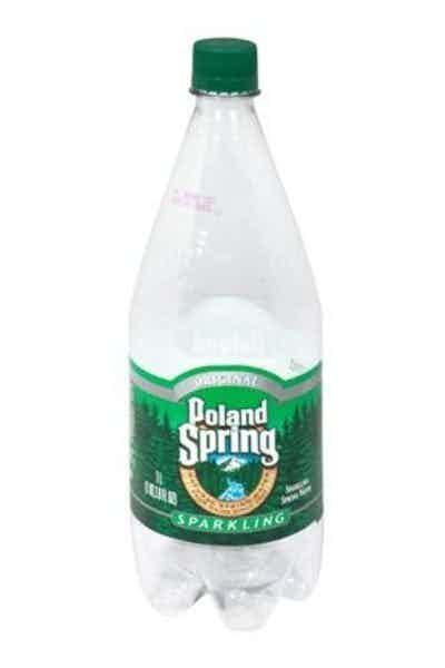 Poland Spring Sparkling Water