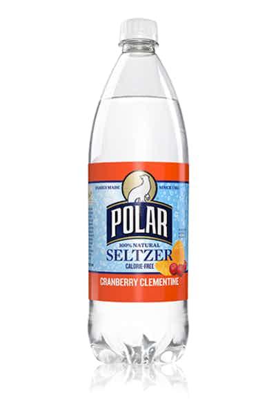 Polar Seltzer Cranberry & Clementine