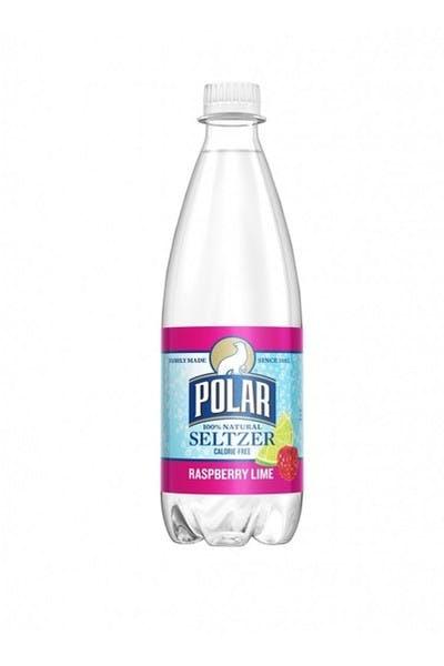 Polar Seltzer Water Raspberry