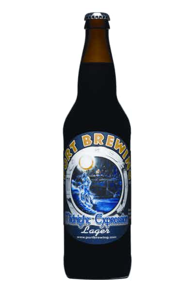 Port Brewing Midnight Expressions Black Lager
