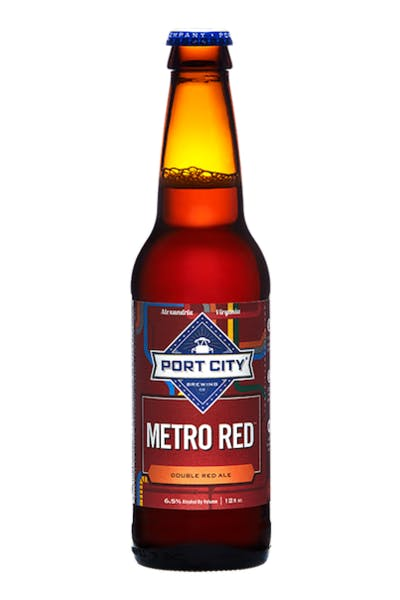 Port City Metro Double Red Ale